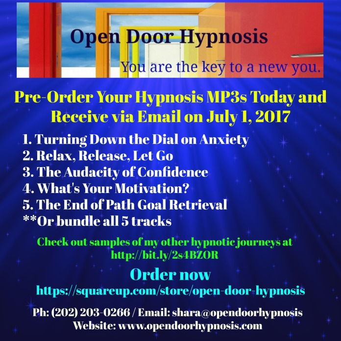 Hypnosis Tracks Ad